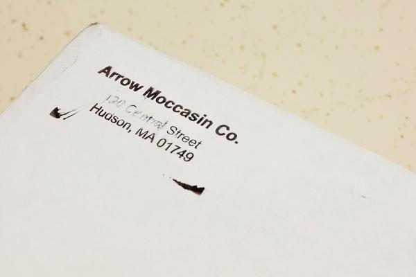 Arrow Moccasin